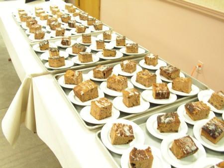 Mmmmmmmm - dessert!