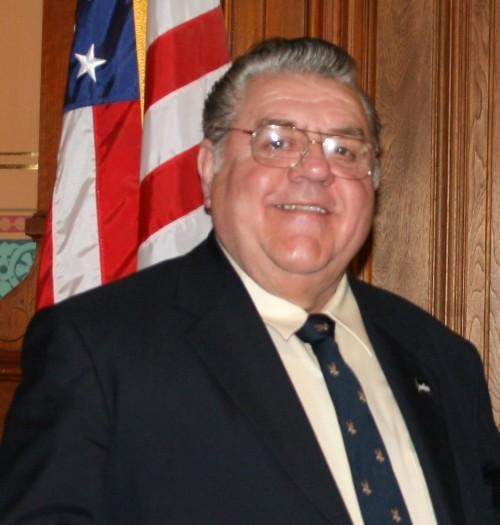 State Representative Jerry Kearns (D-Keokuk)