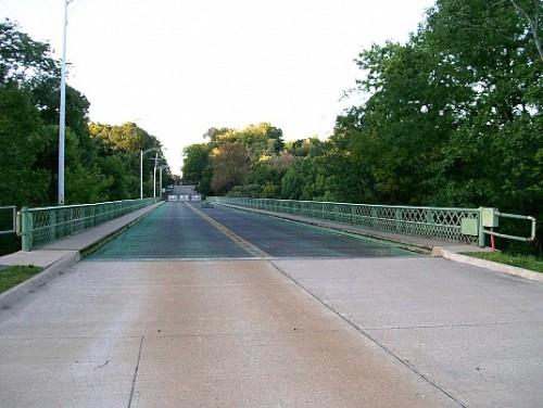 Burlington's Cascade Bridge has been closed to vehicular traffic for roughly 4 years.
