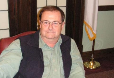 Board President John Hemmingway