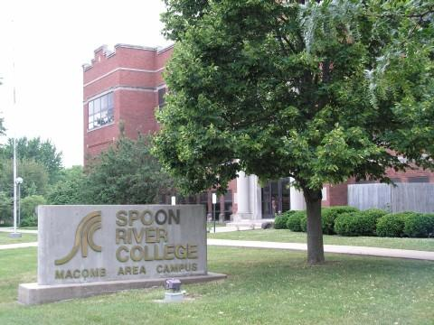The current SRC campus in Macomb