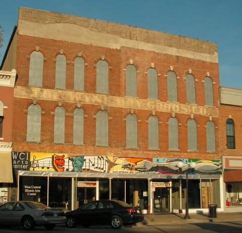 The West Central Illinois Arts Center
