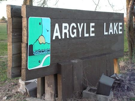 Argyle Lake State Park is among the facilities that would have benefited from the funding plan