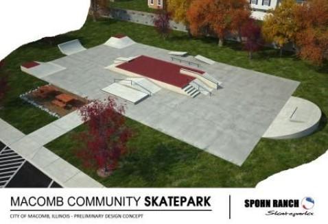 Dudley Street Skate Park