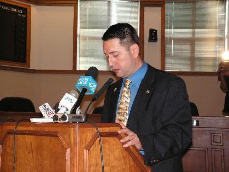 Mayor Sal Garza