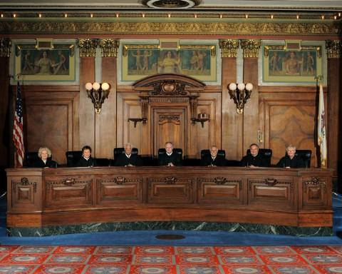 The Justices of the Illinois Supreme Court