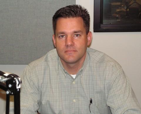 Macomb Police Lieutenant Jeff Hamer