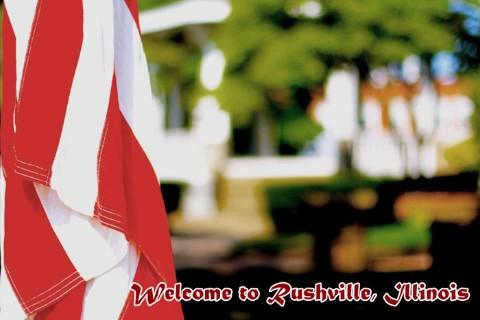 An image from Rushville's home page