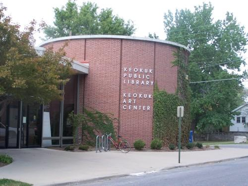 An open house for the Keokuk Public Library will be held on Saturday, Sept. 29 from 1:00 P.M. to 3:00 P.M. to celebrate its 50th anniversary at that location.