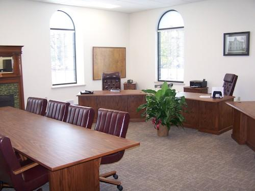 The office of the Clark County Commissioners