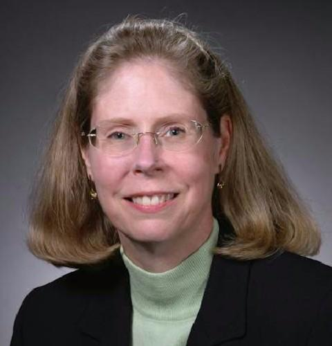 Dr. Wendy Wintersteen is the Dean of the College of Agriculture and Life Sciences at Iowa State University.