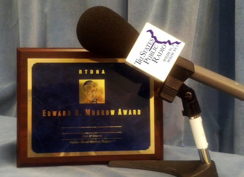 Regional Murrow Award for Use of Audio