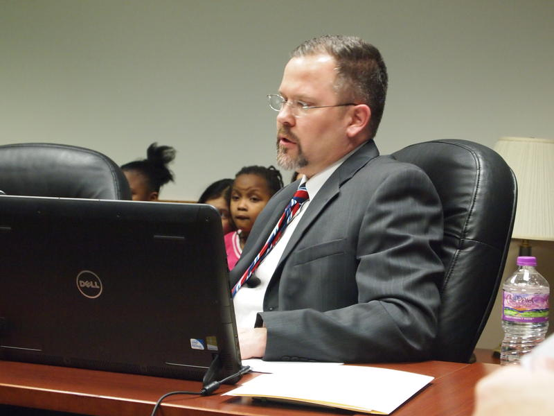 Galesburg City Manager Todd Thompson says a down housing market was a factor in a lack of housing development.