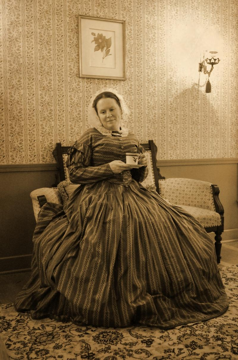 Giving Voice To Mary Todd Lincoln Tri States Public Radio