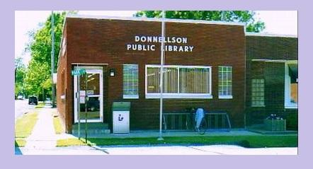 Donnellson is working to build a new public library to replace its current facility