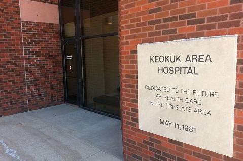 Keokuk Area Hospital says the biggest financial hurdle it currently faces is a disperity in reimbursements for certain services.