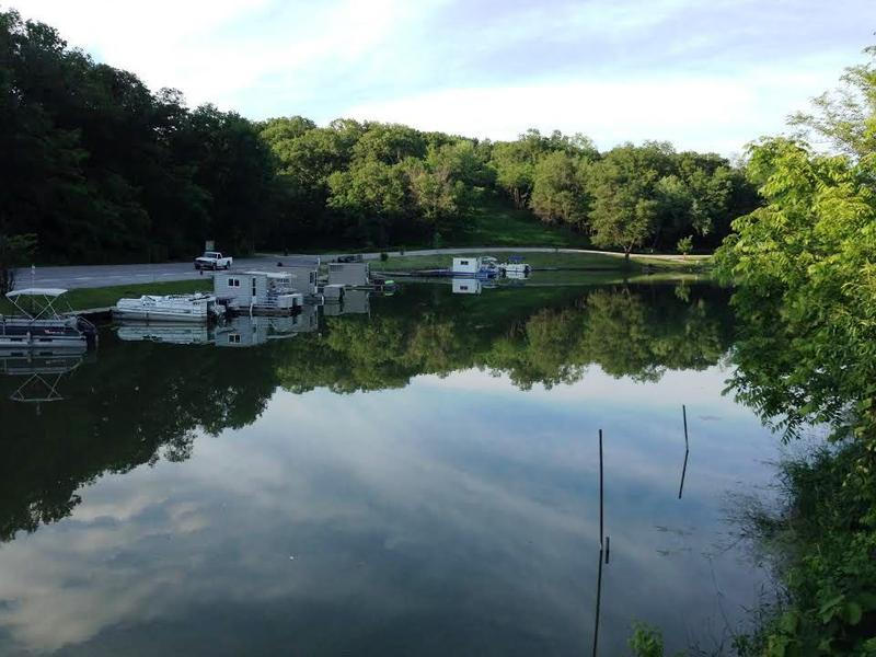 Argyle Lake will soon feature new boat docks and a new ramp