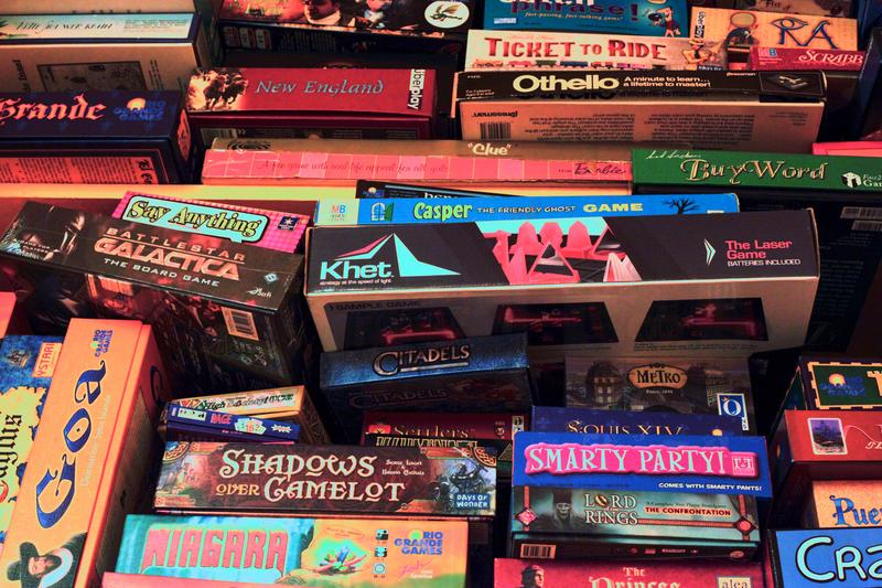 Adam Kozlowski, owner of The Kozmic Game Emporium in Macomb, says board games are making a welcomed comeback.