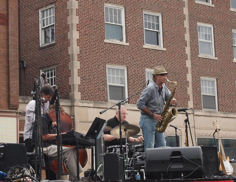 The Al Sears Jazz Festival will include free music in Chandler Park in downtown Macomb on Saturday.