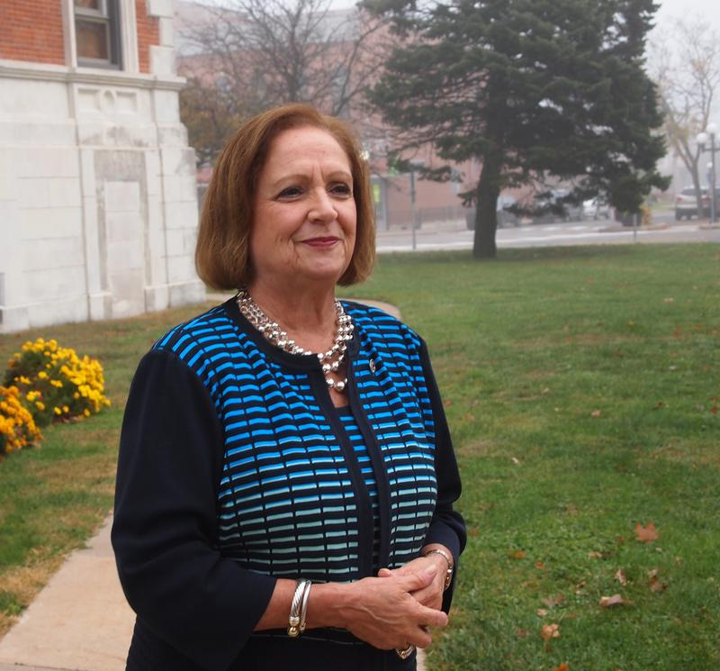 Norine Hammond served as an aide to Republican State Representative Rich Myers before being appointed to replace Myers after he passed away late in 2010. Hammond is campaigning for a fourth term. This is the first election in which she's faced an opponent