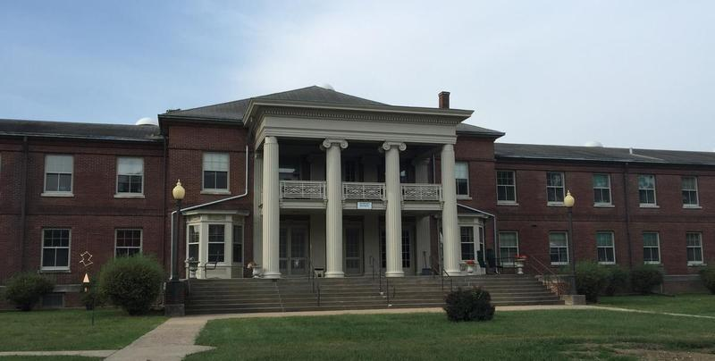 The Illinois Veterans Home in Quincy