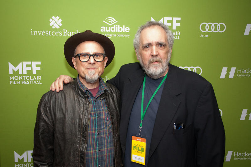 Bobcat Goldthwait and Barry Crimmins