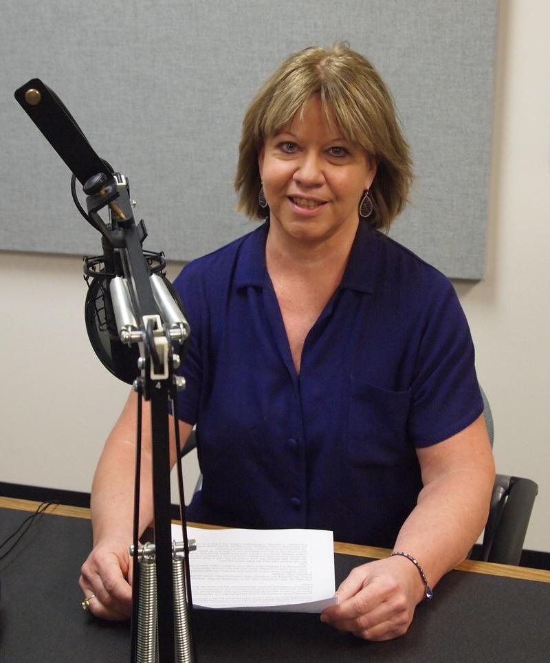 WIU Women's Center Director Janine Cavicchia