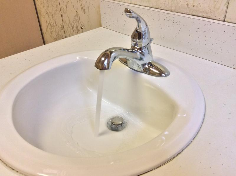 Galesburg leaders suggested running tap water for a few minutes to flush out lead before using the water for drinking or cooking.