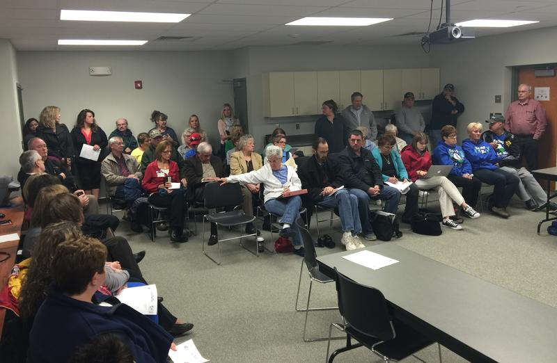 Keokuk Area Hospital supporters hope Lee County Board members change their minds about supporting the hospital.