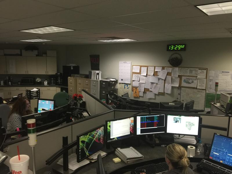 The LeeComm Dispatchers signed a letter expressing no confidence in their director and the administrative dispatcher.