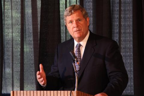 USDA Secretary Tom Vilsack
