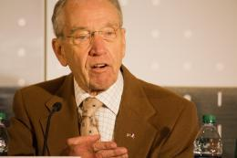 U.S. Senate Judiciary Committee chair Chuck Grassley (R-IA) plans to hold hearings on the pending mergers of several large agricultural seed and chemical companies.