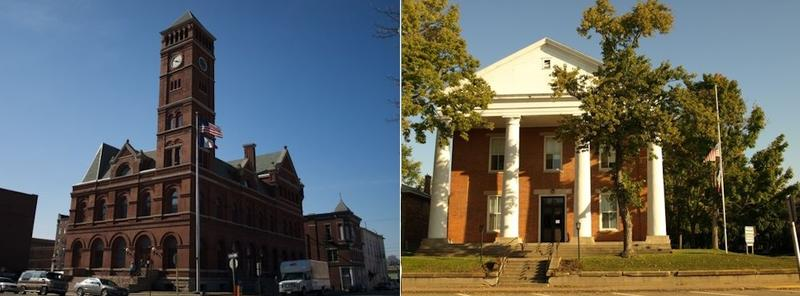 Voters will decide in November if Lee County should replace its two historic courthouses with a single building in a central location.