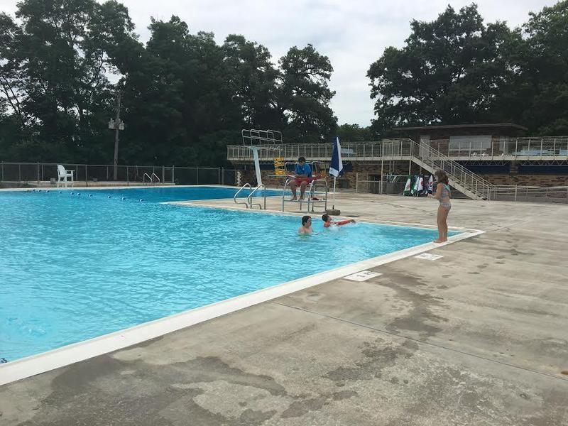 Glenwood Pool in Macomb was open for just a few weeks this summer.