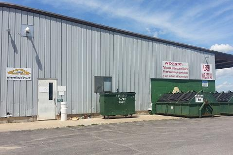 The chairman of the Great River Regional Waste Authority says it is legal to dispose of dead animals at the landfill, but not in the public manner it was done this week.