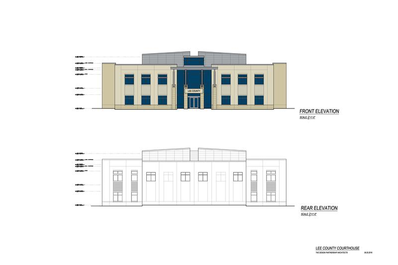 Front/Rear Elevations