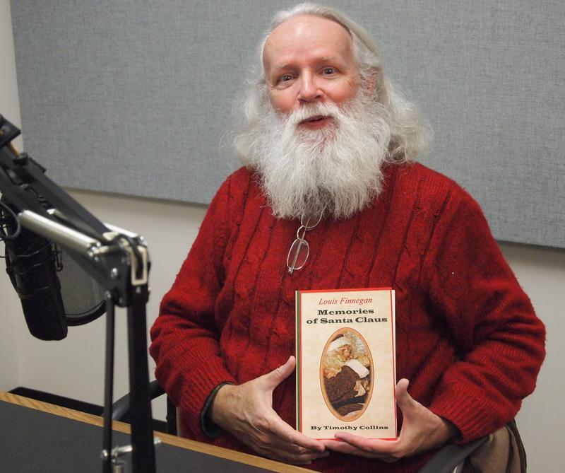 Timothy Collins self-published his collection of Christmas stories.
