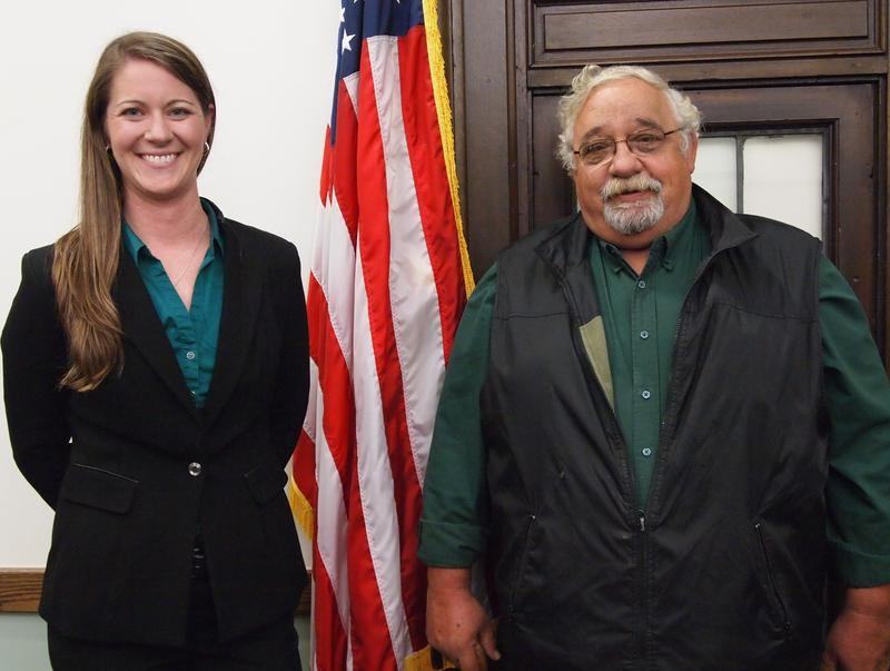 Rachel Lenz will succeed Ray Peterson as Macomb Park District Executive Director on January 1.