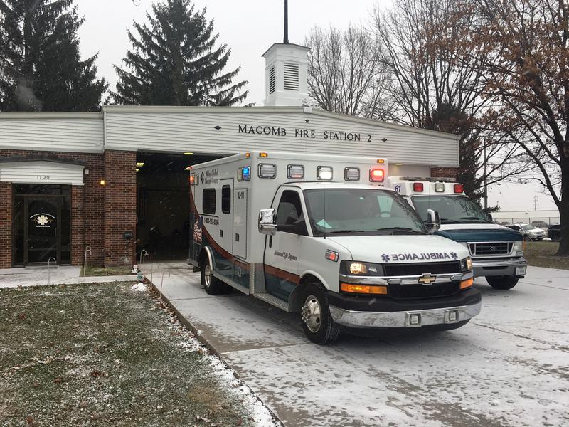 Midwest Medical Transport is renting the building from the city of Macomb.