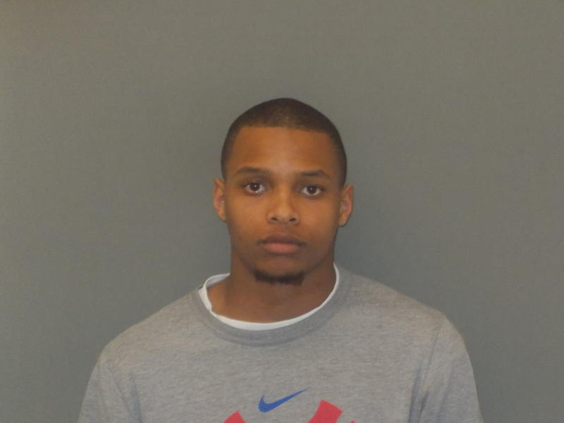 Maxwell Webber, 19, of St. Louis is accused of pointing a gun at a fellow student on the Culver-Stockton College campus Tuesday night.
