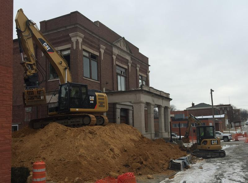 The demolition is expected to cost Keokuk about $120,000.