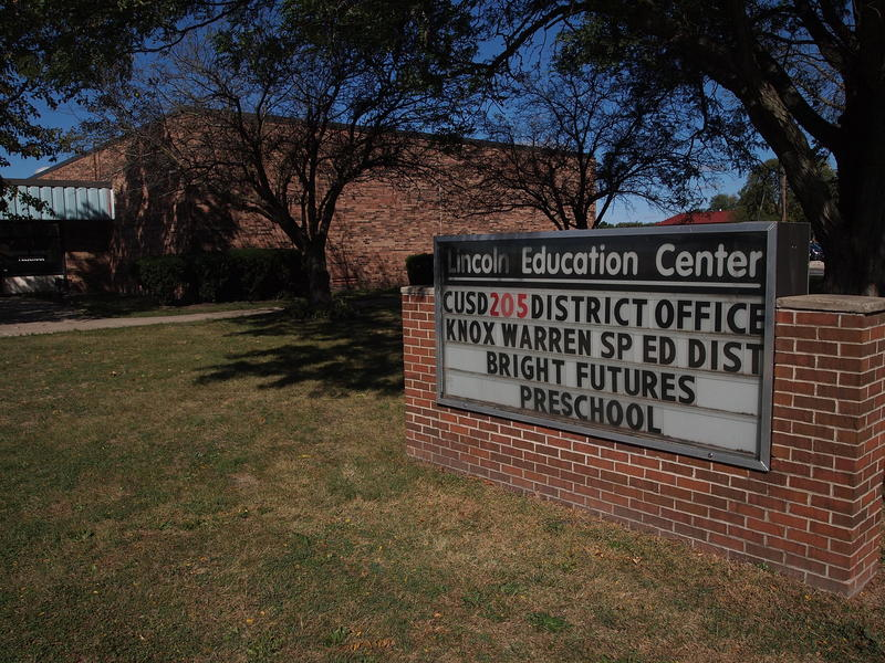 The cuts were first proposed by the district last month and included proposing freezing teachers' salaries for a year.  The teachers' union rejected the plan.