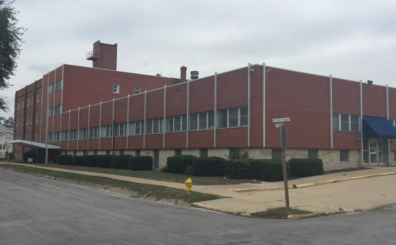 Trident Nature Technologies is working with Keokuk on a lease for the office building and laboratory at 1417 Exchange Street.