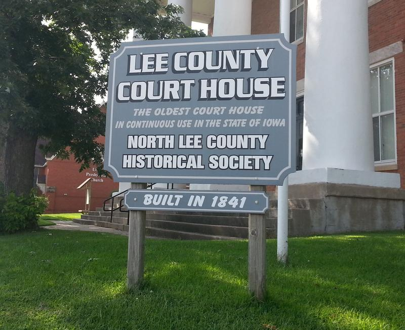 The Lee County Board Appointed Ross Braden its new County Attorney on a 3-2 vote.