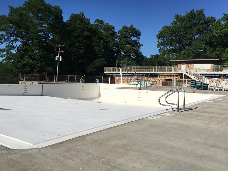 Glenwood Pool