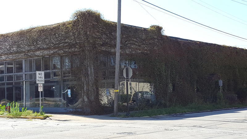 The city acquired the building through a blind bid process during a recent tax deed sale.