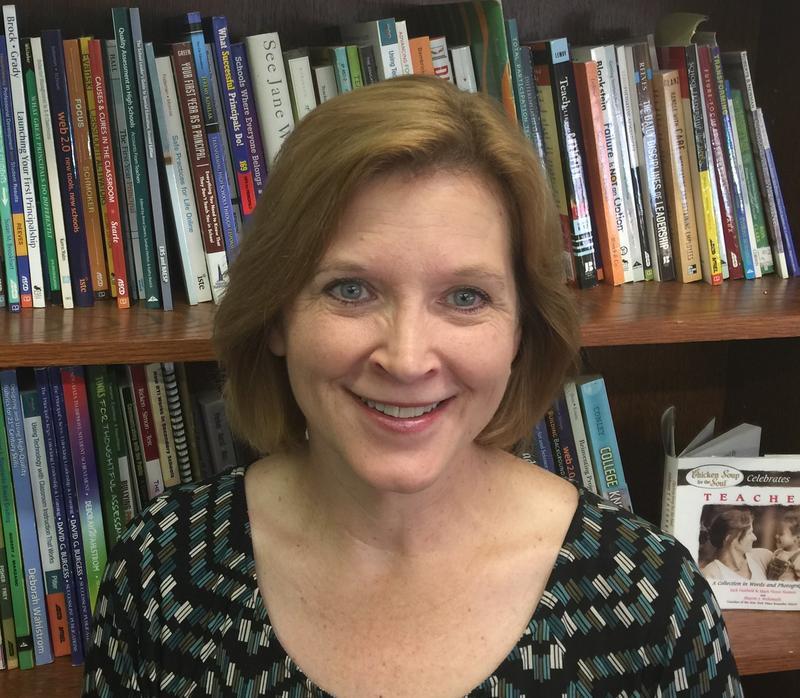 Keokuk School Superintendent Christine Barnes