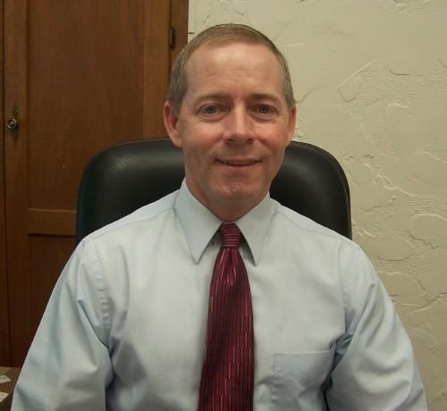Burlington City Manager Jim Ferneau submitted his two-month notice to the city on Friday, August 4.