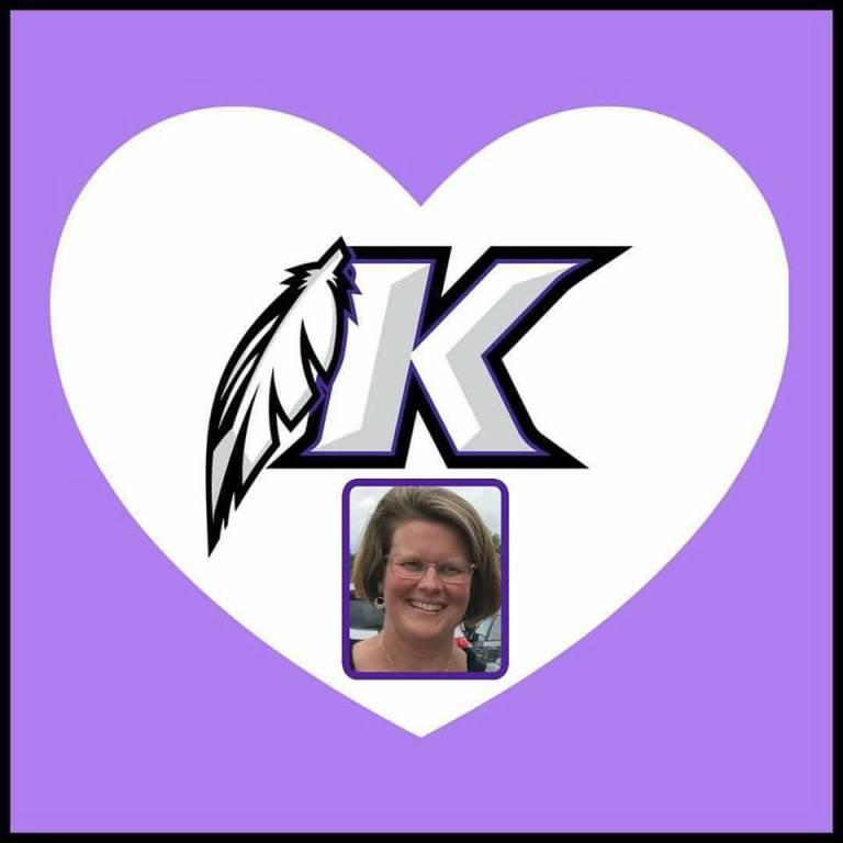Kirsten Wrieden was a first grade teacher at Keokuk's Hawthorne Elementary. She died Tuesday morning after being struck by a vehicle while out on a walk.