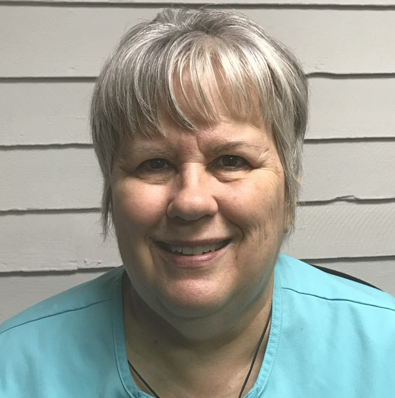 Barb Haas is running for the Ward 5 seat on the Keokuk City Council.